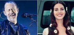 I Radiohead accusano Lana Del Rey : Get free uguale a Creep