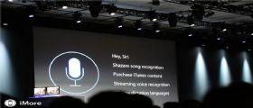 Hey Siri : Attiviamo Siri senza l