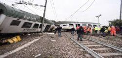 Treno deragliato a Milano : Alcuni traumatizzati