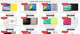 Le offerte natalizie di GeekBuying : tantissimi Smartphone, Tv Box, Droni, Tablet, Smartwatch