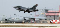 F16 in avaria : Atterraggio emergenza Aviano