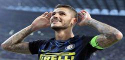 Inter : Mauro Icardi rinnova fino al 2021