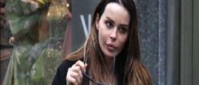 Nina Moric contro Belen Rodriguez : Trans ti sei rifatta il c...