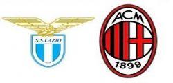 Lazio Milan Streaming Live Diretta Partita e Online Gratis Serie A