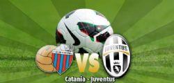 Catania Juventus Streaming Live Diretta Partita e Online Gratis Serie A
