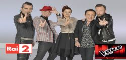 The Voice of Italy 2015 Anticipazioni : Streaming Rai Replay Puntata 25 Marzo 2015