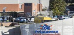 Roma - Centocelle : 21enne morto davanti centro commerciale Primavera