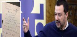 Tre albanesi puntati su di te! Minacce contro Matteo Salvini
