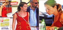 Cristiana Capotondi incinta? spunta un pancino sospetto
