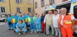 Battaglione di cardiologi OPA alla giornata di prevenzione a Bagnone