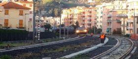 Rapallo, treno merci esce fuori dai binari : Trasportava cloroformio, sostanza infiammabile