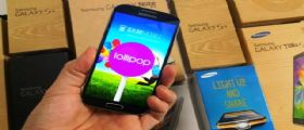 Il Galaxy S4 riceve Android Lollipop (in Russia)