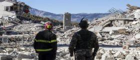Terremoto Amatrice - Accumoli : Scossa di magnitudo 3.8 durante la notte
