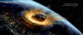 La ricerca degli asteroidi pericolosi