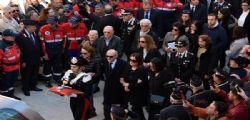 Vincenzo Di Gennaro : San Severo saluta il carabiniere ucciso