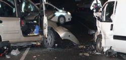 Incidente Ancona : mamma Manuela Discepoli muore a 43 anni, feriti i figli che non sanno nulla