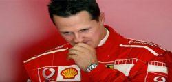 Michael Schumacher è cosciente! Il ricovero a Parigi e ora la bella notizia