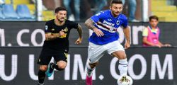 Serie A, anticipo Sampdoria-Inter 1-3