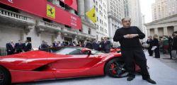 La Ferrari in Borsa :  una nuova partenza