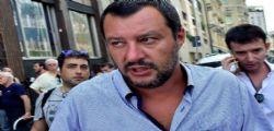 Un selfie con il figlio del boss! Matteo Salvini questa volta l'ha fatta grossa
