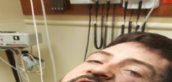 A Andrew Hall esplode la sigaretta elettronica : sette denti rotti e ustioni di secondo grado