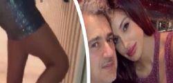 Belen Rodriguez bellissima festeggia il compleanno del papà : Crisi con Andrea Iannone?