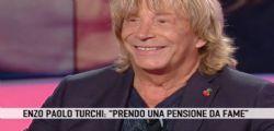 Enzo Paolo Turchi a Storie Italiane : Sono in difficoltà, non si tratta così un artista