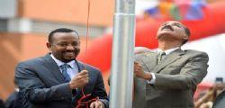 Nobel pace a premier etiope Ahmed Ali