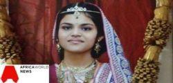 India : Aradhana Samdariya muore costretta dalla famiglia a digiunare per 68 giorni