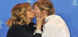 Valeria Golino e Alba Rohrwacher : Il bacio saffico al Festival di Berlino