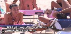 A Temptation Island Vip Giovanni Conversano contro Serena Enardu