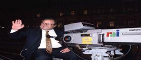 Lutto nel mondo del giornalismo, morto Luigi Necco : Storico volto di 90° minuto ai tempi di Maradona