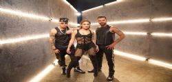 Jennifer Lopez Ricky Martin e Wisin nel video ufficiale di Adrenalina