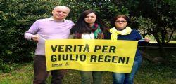 Presidente Mattarella incontra i genitori Giulio Regeni