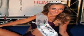 MISS ITALIA CAMPANIA A POZZUOLI: MISS ELEGANZA 2014 è EMILY TAMBURRINO.