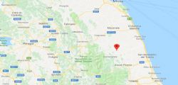 Terremoto oggi nelle Marche : Scosse a Santa Vittoria in Matenano e Macerata