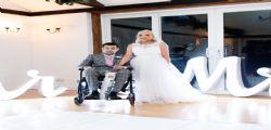 Darren e Lauren uniti per sempre! Le nozze contro il tempo per 24enne malato terminale