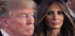 Melania Trump arriva da sola al Congresso per il discorso del Presidente