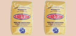 Farina di Mais La Bresciana ritirata dai supermercati : l