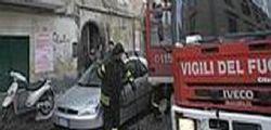 Napoli, esplosione ai Quartieri Spagnoli: donna estratta viva dalle macerie