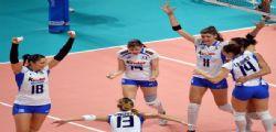 Italia Cina : Diretta Streaming Mondiali pallavolo femminile Volley 2014