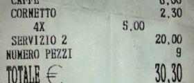 A Ischia quattro caffè e un cornetto costano 30 euro