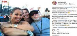 Sonia Bruganelli : La moglie di Bonolis insultata sul web