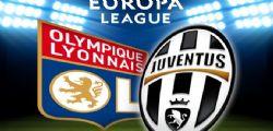 Lione Juventus Streaming Live Diretta Partita e Online Gratis Europa League