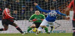 Sampdoria Milan Streaming Live Diretta Partita e Online Gratis Serie A