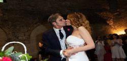 Milena Miconi si è sposata! Il matrimonio con Mauro Graiani dopo 18 anni di convivenza