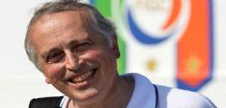 Figc : Giancarlo Abete è l