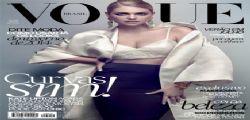 Kate Upton posa per Vogue Brasil Giugno 2013