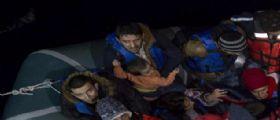 Naufragio Migranti a Lesbo : Dieci morti tra cui 5 bambini e molti dispersi