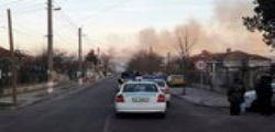 Bulgaria: treno deraglia ed esplode, morti
